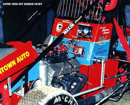 Anatomy Of A Sprint Car